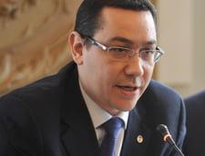 Ponta: In 2014 vor fi reduceri de personal, prin proiectul descentralizarii