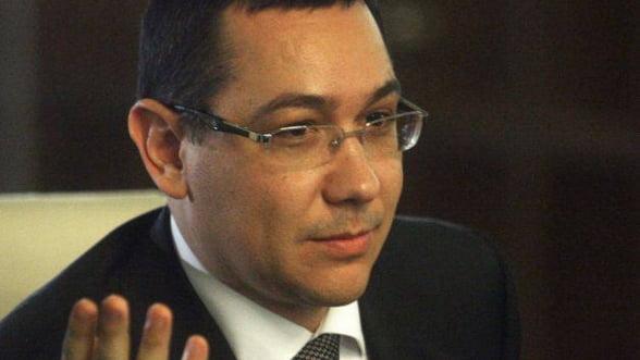 Ponta: Mai multa cooperare si relatii stranse intre UE si China inseamna avantaj pentru ambele parti