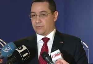 Ponta: Mai trebuie sa convingem una sau doua tari pentru aderarea la Schengen