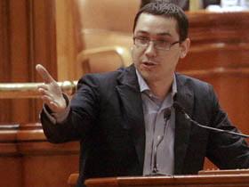 Ponta: Masurile de modificare a Codului Fiscal sunt aberante
