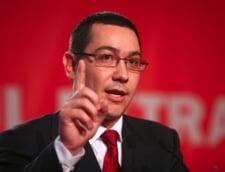 Ponta: Nu se poate sa am la Guvern angajati care castiga de trei ori cat mine