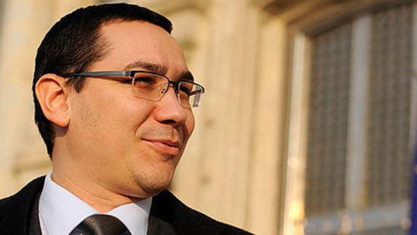 Ponta: Organizarea Hidroelectrica, cea mai mare realizare a guvernarii