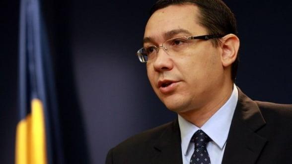 Ponta: Pensiile vor fi indexate cu cel putin 4,5% in 2015