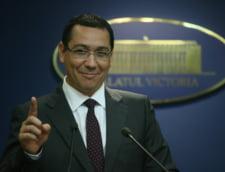 Ponta: RA-APPS nu e agentie de turism, nu am vrut ca imobilele date Apararii, SRI si BOR sa fie vandute