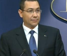 Ponta: Reducerea CAS cu 5%, din octombrie. FMI nu este de acord