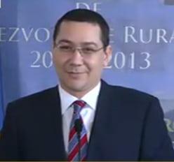Ponta: Reducerea TVA, decisa in aprilie. Dar exista si o veste proasta (Video)