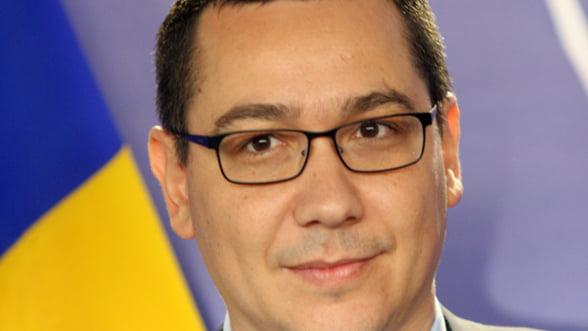 Ponta: Romania a pierdut 9 miliarde de euro din fondurile europene