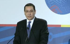 Ponta: Romania duce cateva razboaie in acelasi timp. Dar nu sunt conventionale, ca in Ucraina