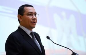 Ponta: Romania merge mai bine decat se preconiza
