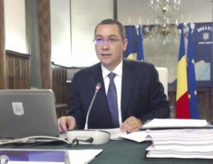 Ponta: Stergerea penalitatilor de intarziere nu e amnistie. Cei care au platit nu pierd nimic, dimpotriva