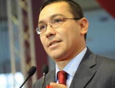 Ponta: Sunt profund dedicat conceptului de alimente sanatoase