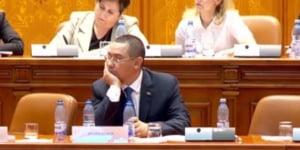 Ponta: Suntem in bucuria nebunilor. Dragnea are acum toata puterea