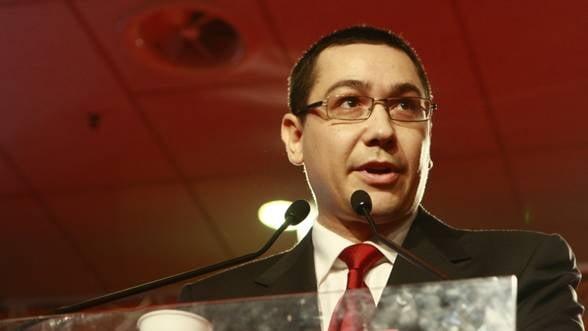 Ponta: Teoria taxe mici - evaziune mica nu se aplica Bulgariei si Romaniei