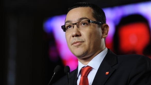 Ponta: Va exista spatiu fiscal, in 2015, pentru reducerea TVA la 9% la legume-fructe si apoi la carne