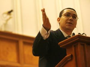 Ponta: Vom lupta pentru drepturile celor cu credite la banci