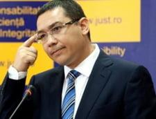 Ponta, despre francul elvetian: Finantele si BNR sa propuna masuri