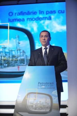 Ponta, despre taxa pe stalp: Poate o sa vina un guvern si mai bun si o sa o reduca la 0,5%