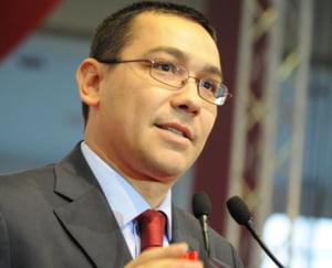 Ponta: guvernul ar fi dorit sa modifice regimul privind cresterea copilului