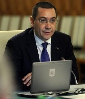 """Ponta, informat de servicii despre Codul Silvic? - """"100% trafic de influenta"""""""