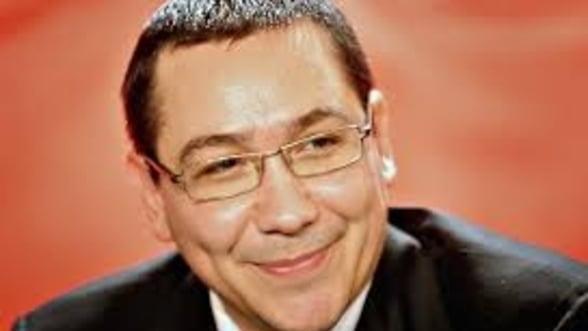 Ponta, intrebat de unde va acoperi banii pierduti prin amanarea majorarii accizei: Din bugetul Presedintiei