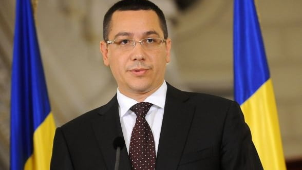 """Ponta:Vreau taxa """"pe obraz gros"""" de 85% la salariile compensatorii de la fostele comisii ASF"""