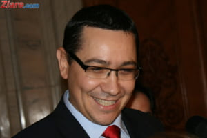 Ponta are idei americane: Fiecare roman sa-si declare veniturile. Sa aflam cum e cu imbogatirile