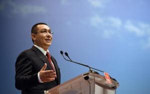 Ponta critica Guvernul Ciolos: Cand nu ai habar despre economie si viata reala, spui ca faci un studiu