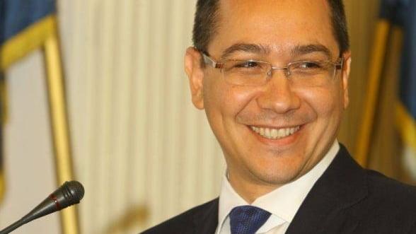Ponta curteaza investitorii chinezi pentru autostrazi, telecomunicatii si energie