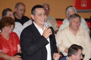 Ponta incearca sa-l apere pe Tariceanu: Iohannis i-a prelungit lui Olteanu mandatul la BNR