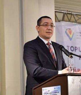 Ponta jubileaza pe Facebook: Salariile bugetarilor si intepaturi pentru Iohannis