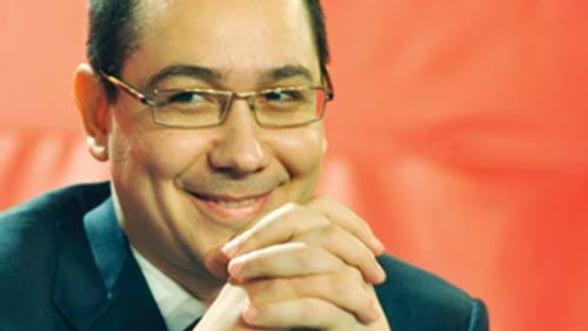 Ponta merge in China si in SUA, pentru intalniri cu companii din energie