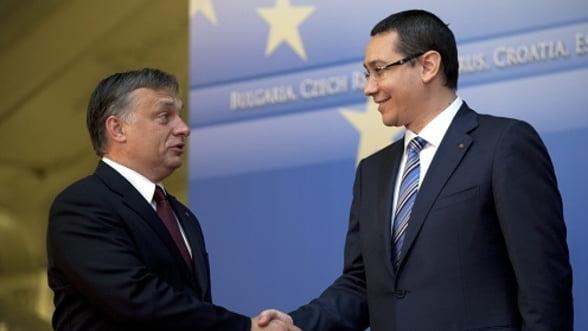 Ponta militeaza la Bruxelles pentru pastrarea fondurilor de coeziune