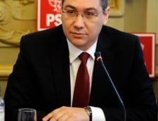 Ponta nu accepta lectii despre cum se creeaza locuri de munca