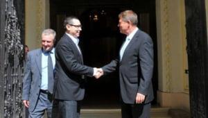Ponta presedinte, Iohannis premier, formula dorita de o treime dintre romani - sondaj INSCOP