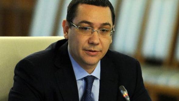 Ponta se intalneste din nou cu delegatia FMI. Prelungirea acordului, pe agenda discutiilor