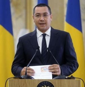 Ponta se lauda pe Facebook cu datoria mica a Romaniei