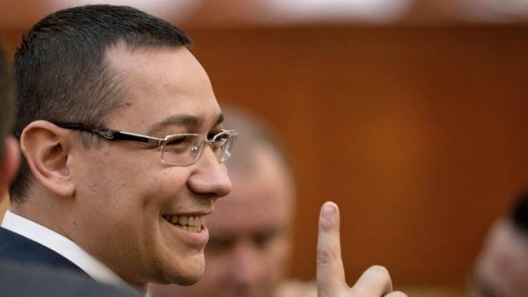 Ponta si-a pus secretarii de stat si consilierii in AGA si Consiliile de Administratie ale companiilor de stat
