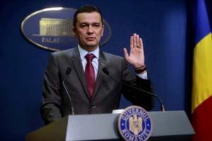 Ponta spune ca Grindeanu a acceptat ca, in cazul in care CCR dadea unda verde, sa-l lase pe Dragnea premier