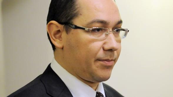 Ponta va coordona personal activitatea de combatere a evaziunii