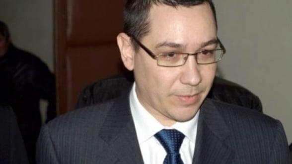 Ponta va discuta cu Hollande despre aderarea la Schengen