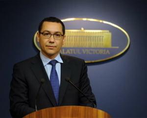 Ponta vrea TVA general de 20% si la alimente - 9%