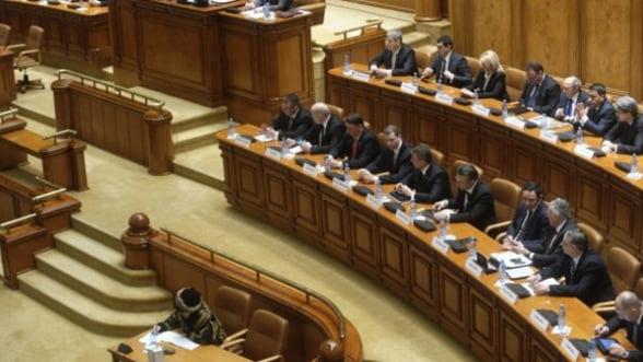 Ponta vrea ca 8 mai sa fie prima zi de lucru a noului Guvern