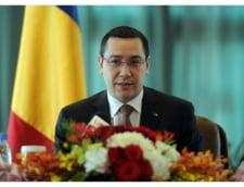 Ponta vrea sa atraga investitorii sauditi si lauda turismul medical