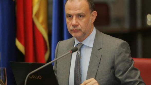 Popa(BNR): Romania e mai bine pregatita sa faca fata unui soc