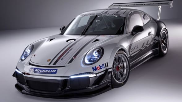 Porsche 911 GT3 Cup: De ce sa astepti varianta civila? Ia-ti un bolid de curse!