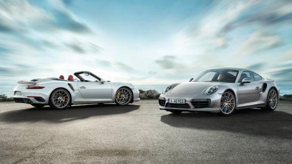Porsche 911 Turbo S, acum cu si mai multi muschi sub capota