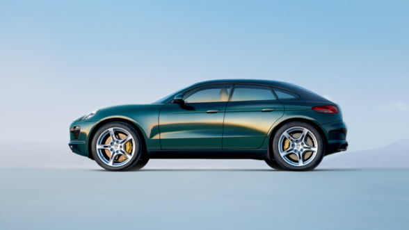 Porsche continua ofensiva pe piata din China cu supercar de 2,2 mil dolari