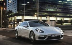 Porsche prezinta cel mai puternic Panamera din istorie (Foto)