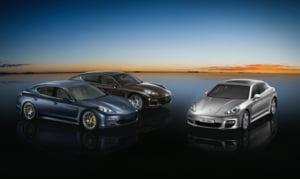 Porsche va lansa si o versiune decapotabila a modelului Panamera