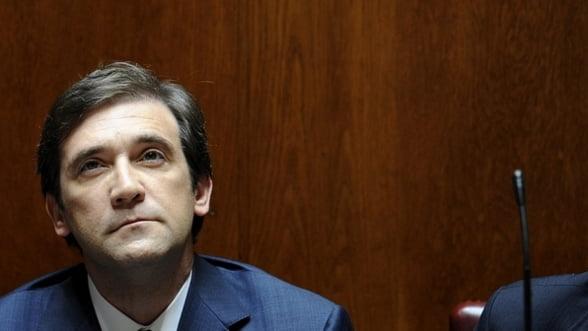 Portugalia: Deficitul va fi depasit, dar planul de austeritate financiara continua